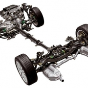 Ремонт ходовой части автомобиля