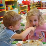 В Омске появился новый детский сад