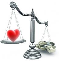 Деньги влияют на отношения людей