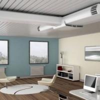 Системы кондиционирования воздуха VRV и VRF