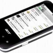 Телефоны Acer – высокое качество по выгодным ценам
