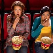 Попкорн влияет на восприятие рекламы