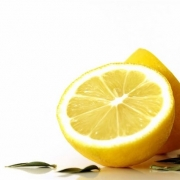 Лимон против перхоти