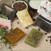 Полезные свойства домашнего мыла