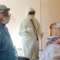 Для омских медиков проводят учения