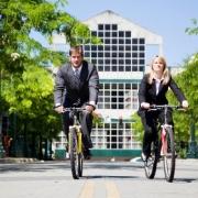 Автомобилистов могут пересадить на велосипеды