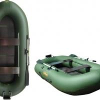 Надувные лодки из ПВХ для любителей рыбалки и охоты