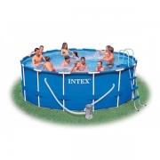 Какие преимущества у каркасных бассейнов