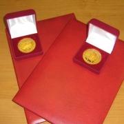 Ученых ОмГУПСа отметили медалями ARBU