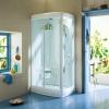 Оптимальные варианты душевых кабин для малогабаритных квартир