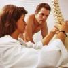 Сложное лечение грыжи шморля