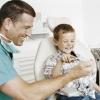Посещение стоматологических клиник маленькими детьми