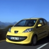 Peugeot 107: характеристики и безопасность