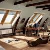 Увеличиваем жилую площадь за счет устройства мансардного помещения