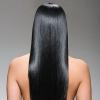 Как надолго выпрямить волосы, не повреждая их?