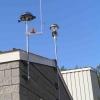 Защита от молний промышленных объектов