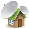 Выбор антенны для спутникового интернета: какой должен быть материал
