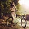 Езда на велосипеде повышает сексуально желание у женщин