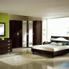 Качественная отделка спальни
