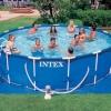 Бассейны надувные intex
