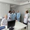 Централизованную лабораторию Омского диагностического центра посетил французский специалист