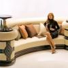 Виды материалов для изготовления дивана.